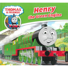 thomas friends henry green engine thomas tank engine