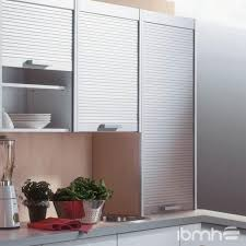 Kitchen Cabinet Roller Shutter Bar Cabinet - Kitchen cabinet roller doors