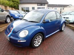 volkswagen beetle blue used volkswagen beetle luna for sale motors co uk