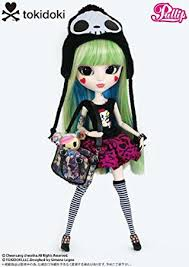 amazon com pullip dolls tokidoki luna 12