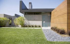 Modern House Front Modern House Front Yard Landscaping Ideas And In Landscape For Of