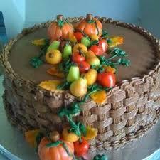 15 nifty thanksgiving cake ideas vault