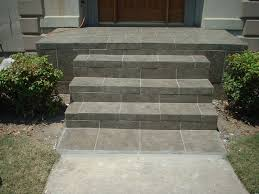 Cement Stairs Design Best Concrete Front Steps Design Ideas Pictures Decorating