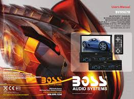 boss audio systems stereo system bv9967b pdf user u0027s manual free