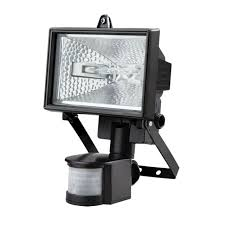 Security Flood Lights Outdoor by Kingavon 500w Halogen Security Floodlight Outdoor Light With Pir