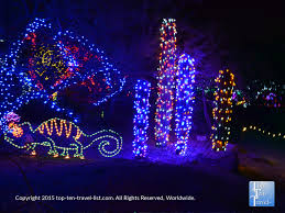 phoenix zoo lights prices attraction of the week phoenix zoo lights page 3 of 3 top ten
