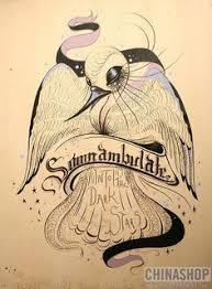camille rose garcia owl poison camillerosegarcia