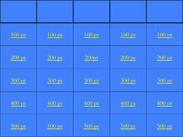 blank jeopardy template download free u0026 premium templates forms