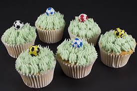 football cupcakes football cupcakes box of 6 boxed