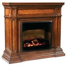 electric fireplace tv stand costco sams club wall mount rona