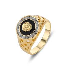 popular cheap gold rings for men buy cheap cheap gold size 7 12mm 2017 new arrival unique design hight quality real gold