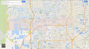 Perry Florida Map Miramar Florida Map