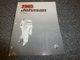 2005 johnson 60 70 hp 4 stroke outboard motor shop service repair
