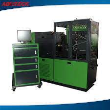 Injection Pump Test Bench Green Siemens Common Rail Diesel Fuel Injection Pump Test Bench