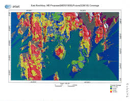 Cell Phone Tower Map Small Cells For Boothbay Encouraging Smart Technology In Lieu Of