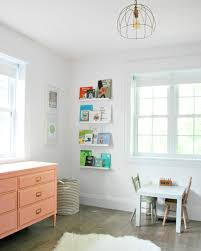 ikea ribba ledge using ikea picture ledges as bookshelves in a nursery the sweetest