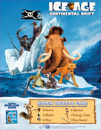 ice age continental drift thrifty nifty mommy