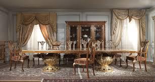 sale da pranzo eleganti sala da pranzo luigi xvi mobili di classica eleganza
