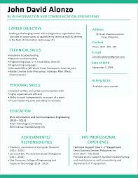 resume format pdf for engineering freshers download youtube resume template jobstreet professional resumes sle online