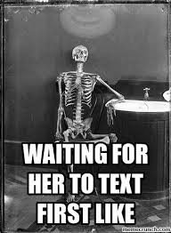 Waiting For Text Meme - image jpg w 400 c 1