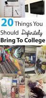 College Packing Checklist Best 25 College Dorm Checklist Ideas On Pinterest College