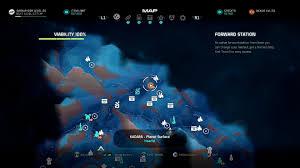 Agrarian Skies Map Mass Effect Andromeda Guide U0027safe Journeys U0027 Heleus Assignment