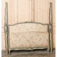 French Louis Bedroom Furniture by Antique French Louis Xv Painted Queen Bed Inessa Stewart U0027s Antiques