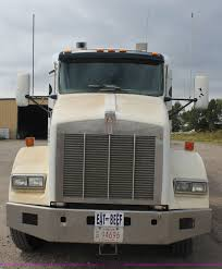 2000 kenworth for sale 2000 kenworth t800 semi truck item aj9345 sold october