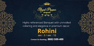 Rohini Metro Map by Best Wedding Banquet Halls Rohini Marriage Parties Hall In India