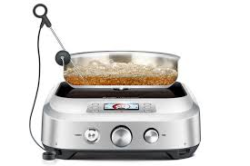 Portable Induction Cooktops Reviews Breville Control Freak Review Induction Cooktop Bloomberg