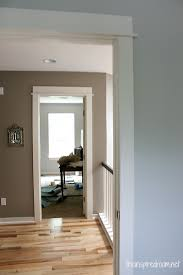 improving the visual flow between rooms dark paint colors color