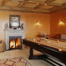 of rust orange living room picture ideas with personal pictures