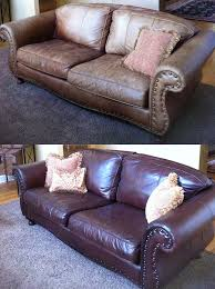 Leather Sofa Repair Service Leather Franchise Services Creative Colors International