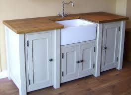 freestanding kitchen furniture butler sink stand butler sink unit freestanding kitchen furniture