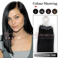 1 inch of hair 16 inch 100s 0 5g s micro loop remy hair extensions straight 50g