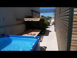 chambre avec montpellier chambre dans grand appartement sur toit terrasse avec piscine à
