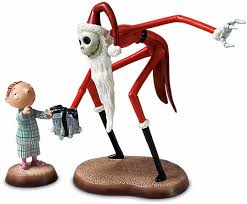 wdcc disney classics the nightmare before santa and