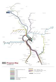 San Jose Light Rail Map by Lessons For Diridon Denver U0027s Success Story That Almost Didn U0027t