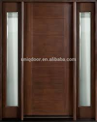 Modern Front Doors For Sale Wooden Front Double Door Design Wooden Front Double Door Design