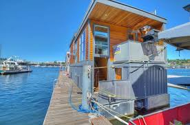 wood home interiors floating home interiors for west coast living