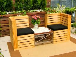 Pallet Furniture Patio by Bedroom Outstanding Recycled Wooden Pallets Furniture For Patio