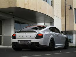 matte bentley 640hp bentley continental platinum gto by onyx concept of ireland