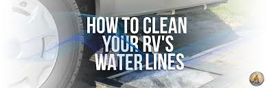 travel trailer water pump how to clean your rv u0027s water lines lakeshore rv