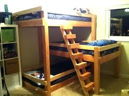 Wood Bunk Bed Plans Bunk Beds For Sale Kulfoldimunka Club