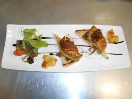oignon chambre b foie gras poele confit d oignons et confiture de figues maison