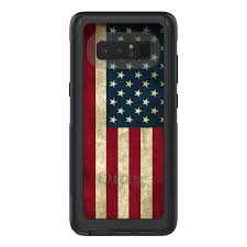 Usa Flag History Otterbox Commuter For Galaxy Note 4 5 8 Red White Blue Usa Flag
