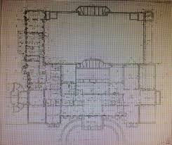 lynnewood hall 2nd floor gilded era mansion floor plans whitemarsh hall basement gilded age mansions pinterest