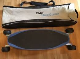 bmw longboard bmw carver skateboard longboard in this condition