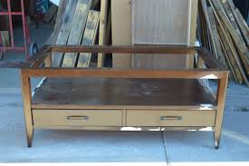 Used Coffee Tables by How To Turn A U201cplain Jane Coffee Table U201d Farmhouse Style