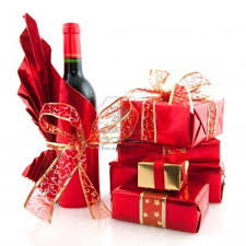 wine christmas gifts for